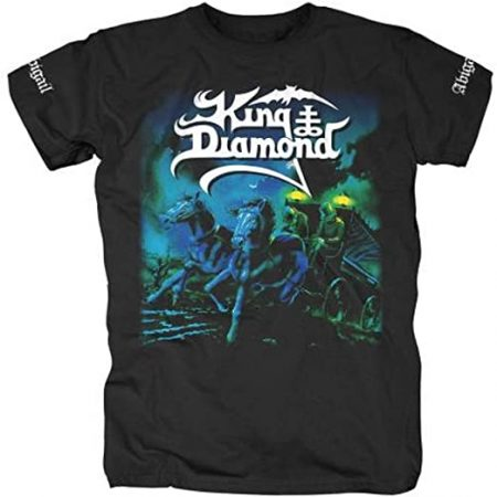King Diamond camiseta
