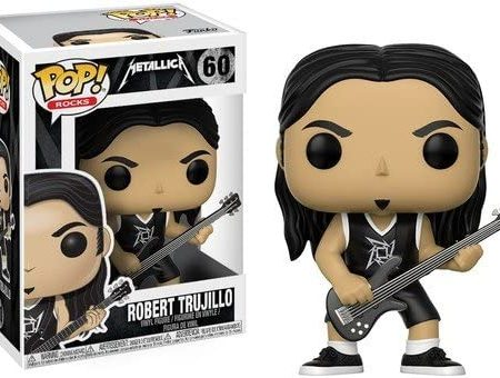 Funko POP Rocks metallica