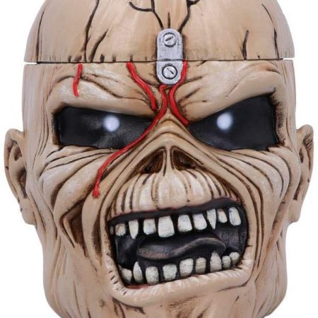 Iron Maiden Eddie The Trooper Head
