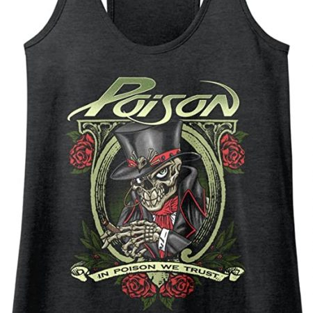 poison t-shirt mujer