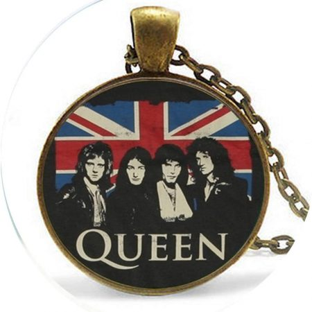 Queen Bohemian Rhapsody Necklace