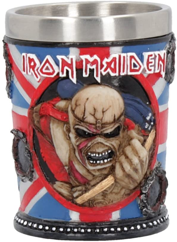 Shot Iron Maiden