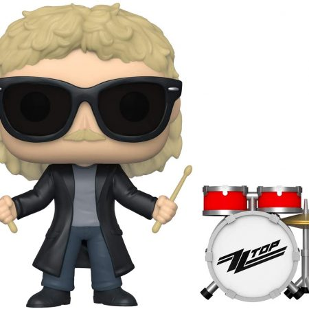 Funko POP Rock ZZ Top
