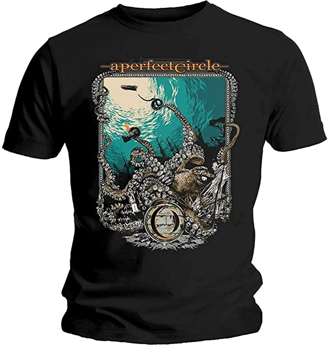 "A Perfect Circle ""The Depths"" - Camiseta"