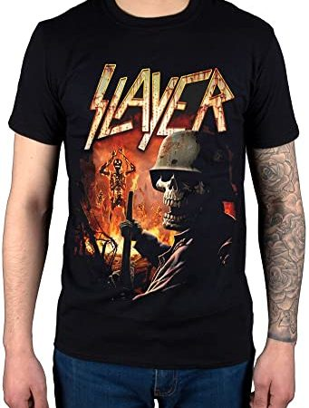 SLAYER Zombie camiseta