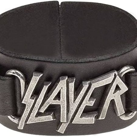 Slayer Leather Buckle