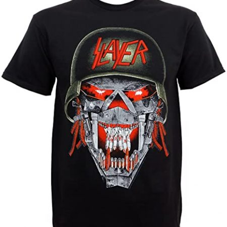 slayer t-shirt oficial