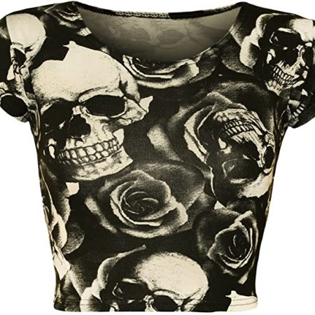 calavera top