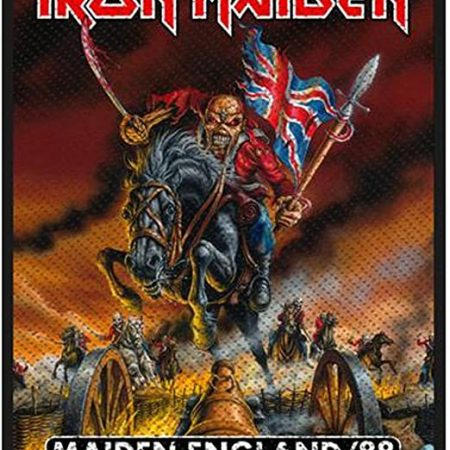 Iron Maiden The Trooper - Parche