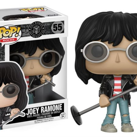 funko pop rocks - joey ramone