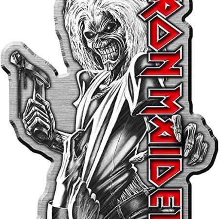 Iron Maiden Killers - Pin oficial
