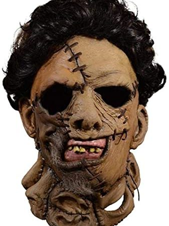 Máscara Leatherface