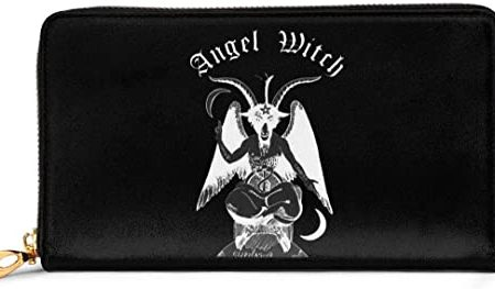 Angel Witch - Leather Wallet