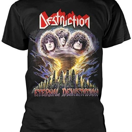 Destruction - Camiseta para hombre