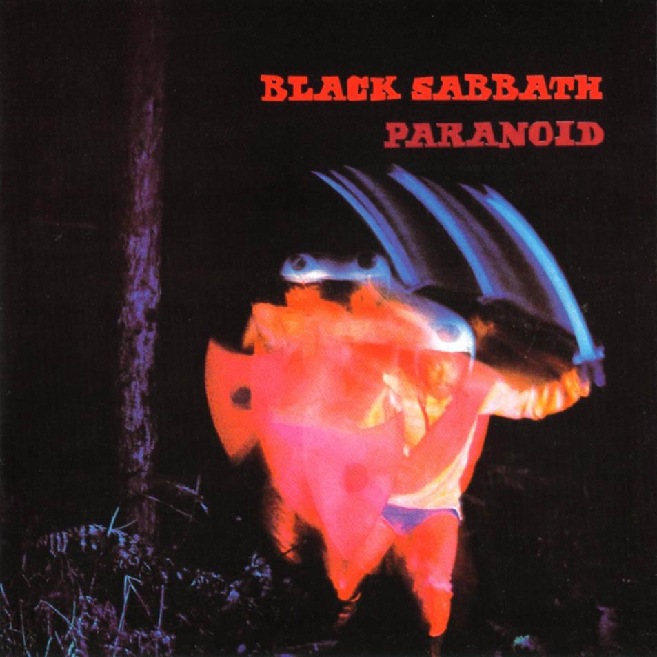Black Sabbath - Paranoid album