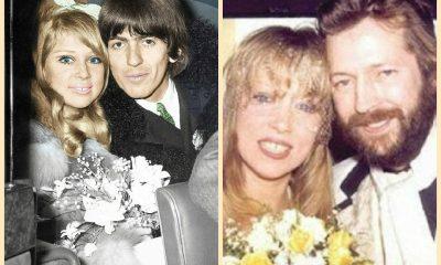 George Harrison Eric Clapton