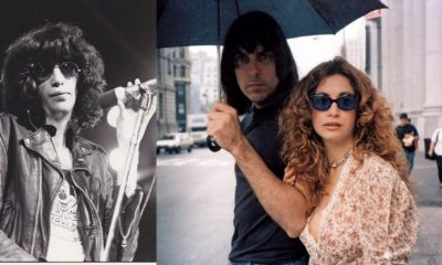 Linda Ramone Joey Ramone