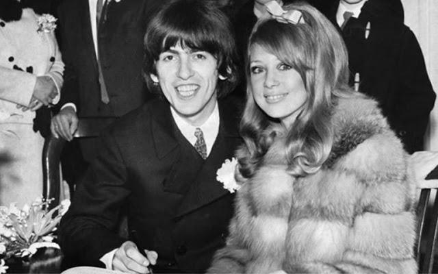 George Harrison y Layla