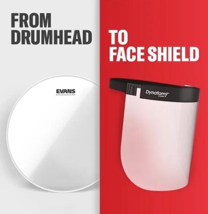 mascarilla protector facial bateria parche