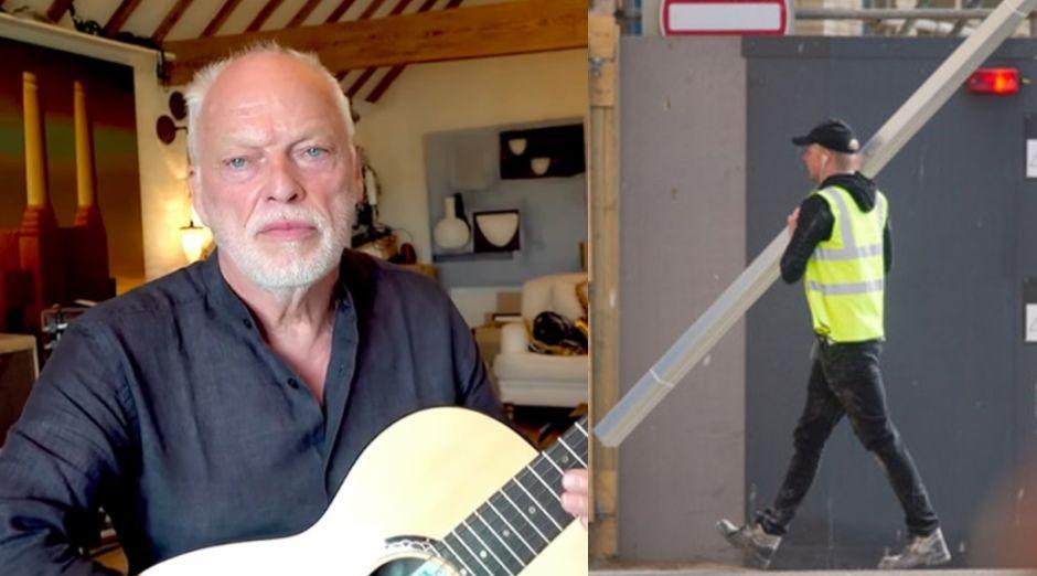 David Gilmour 2020
