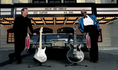 Eric Clapton con B.B King