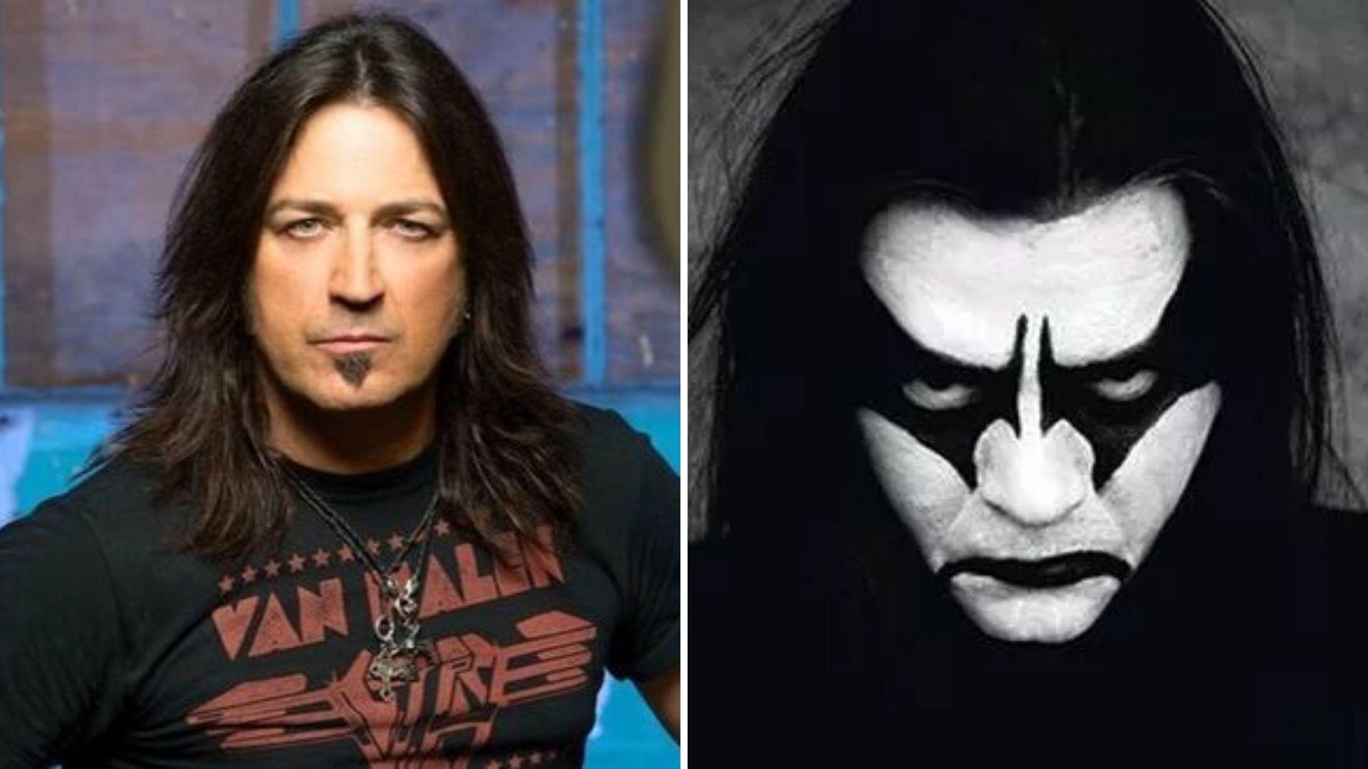 banda cristiana stryper black metal