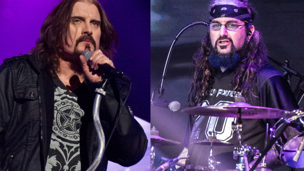 james labrie mike portnoy