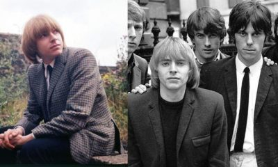 Keith Relf vocalista de Yardbirds