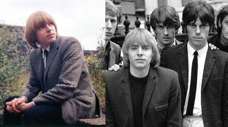Keith Relf vocalista de Yardbirds