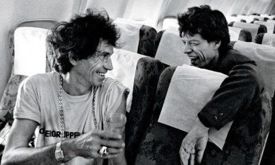 Keith Richards y mick jagger