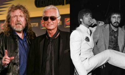 origen nombre Led Zeppelin