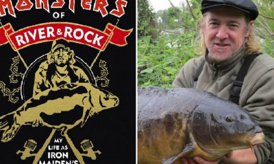 Adrian Smith (Iron Maiden) pesca