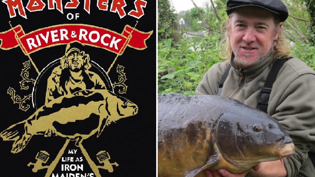 Adrian Smith (Iron Maiden) pesca