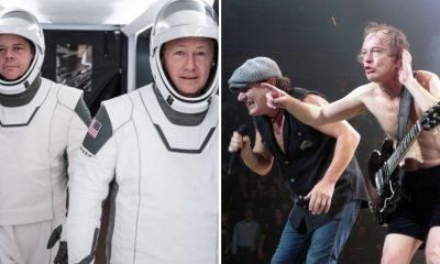 acdc astronauta espacio cancion