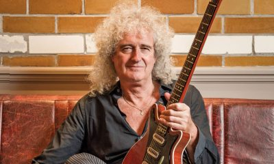 brian may ataque al corazon