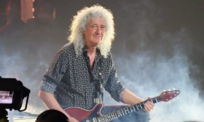 brian may accidente