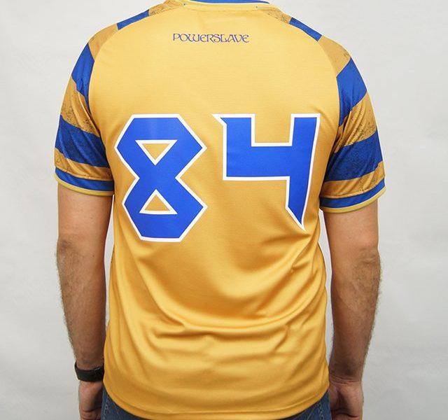 Camisa de Futebol Iron Maiden W A Sport - Powerslave