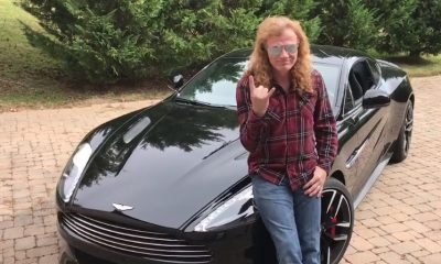 dave mustaine auto