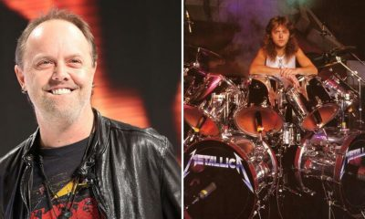 lars ulrich ride the lightning