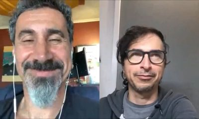 Serj Tankian y Jimmy Urine
