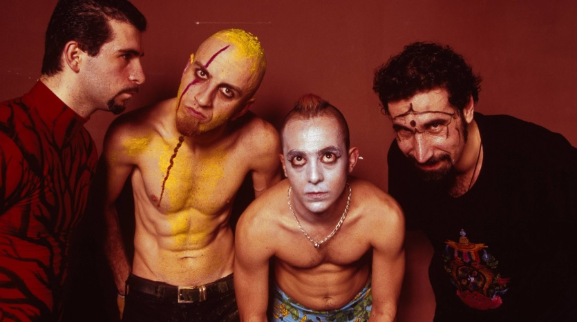 system of a down 1999