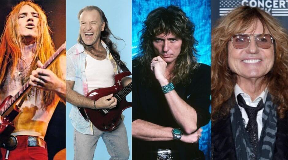 hard rock en la actualidad