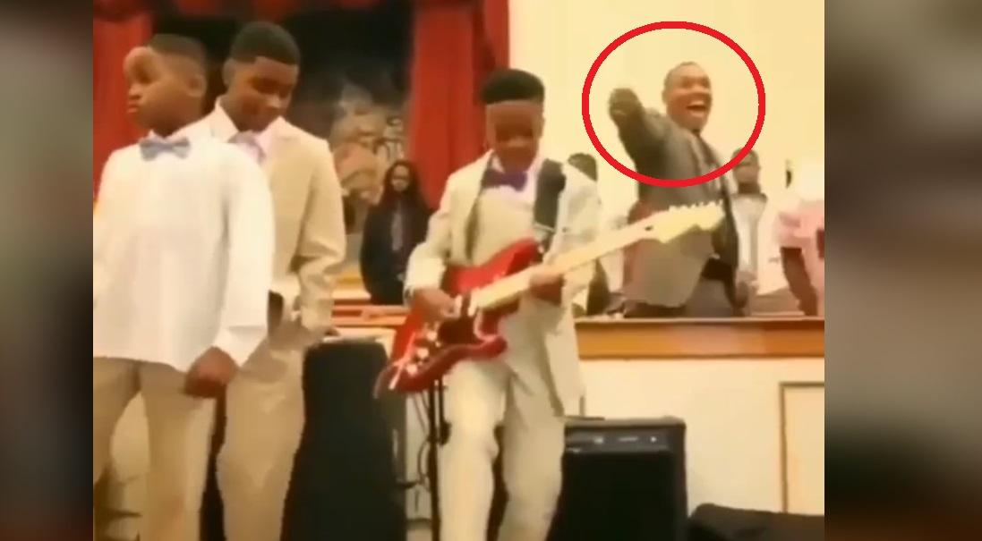 blues padre reaccion