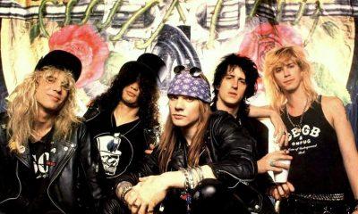 guns n roses metal