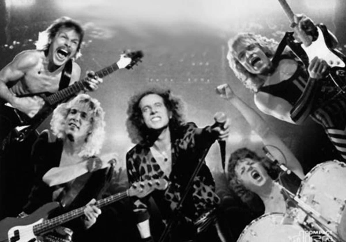 Scorpions 1985