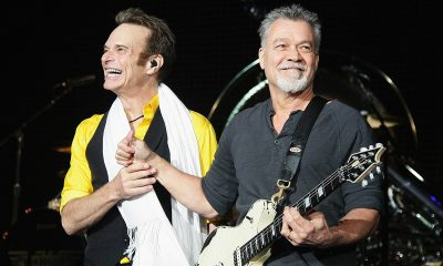 david lee roth eddie van halen
