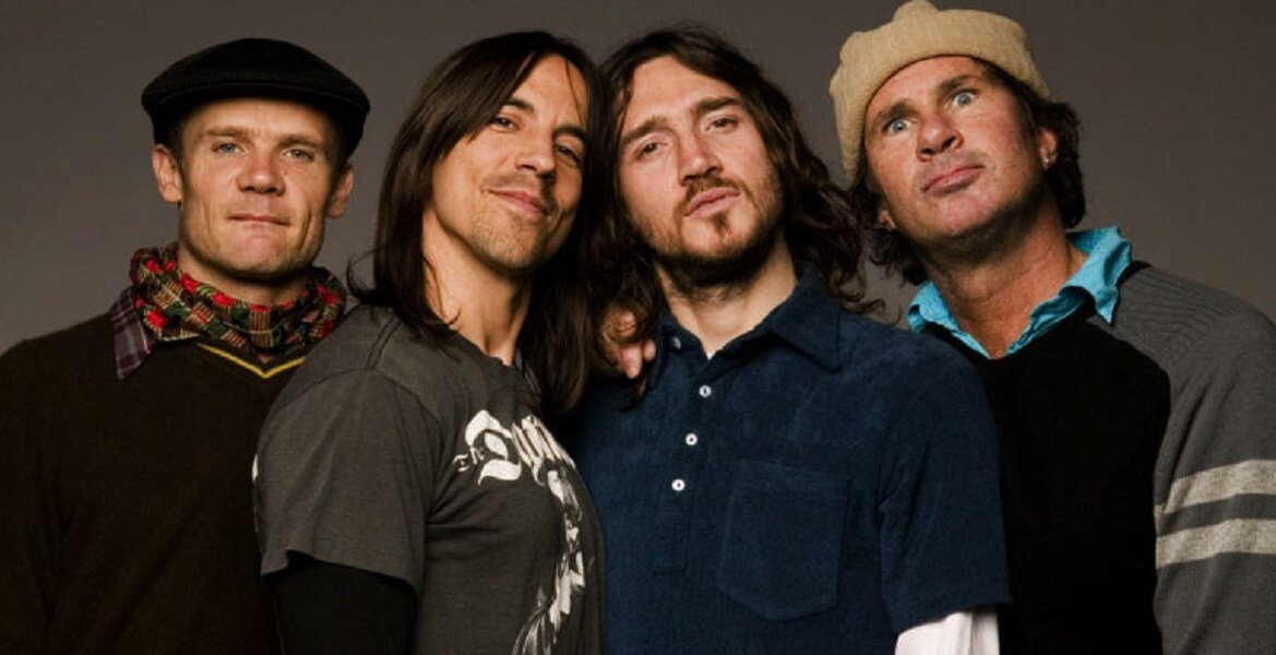 Red Hot Chili Peppers Nuevo Álbum
