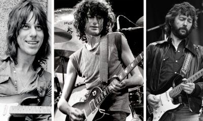 Eric Clapton jimmy page jeff beck