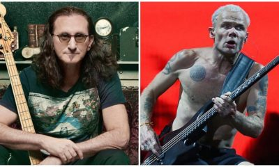 Geddy Lee Flea
