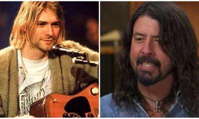 Dave Grohl Muerte Kurt Cobain